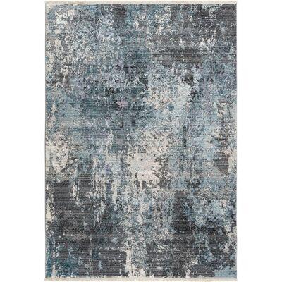 MEDELLIN 400 SILVER-BLUE SZŐNYEG 200*290 cm