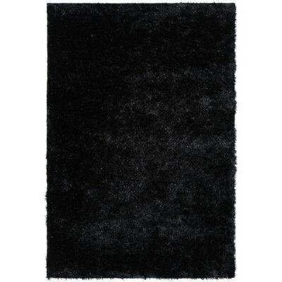 TWIST 600 BLACK SZŐNYEG 200*290 cm